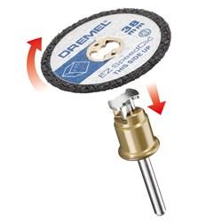 DREMEL® EZ SpeedClic: отрезные круги для пластмассы 5-Pack.  [2615S476JB] - фото 27905