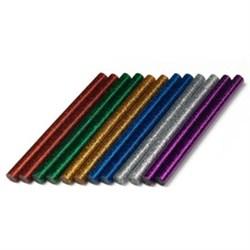 Стержни цветные с блестками DREMEL® 7 мм [2615GG04JA] - фото 28028