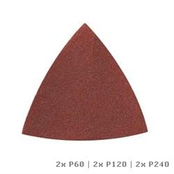 Шлифовальный лист DREMEL® Multi-Max для дерева (P60, P120 и P240) [2615M70WJA]