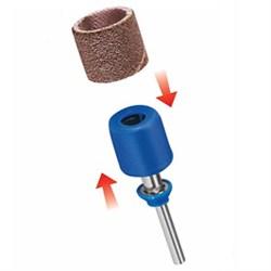 DREMEL® EZ SpeedClic: шлифовальная насадка и шлифовальная лента [2615S407JA] - фото 28050
