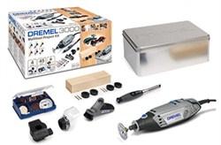 Набор для проекта с многофункциональным инструментом DREMEL® 3000 [F0133000KK] - фото 33653