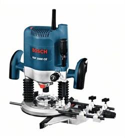 Bosch Вертикальная фрезерная машина GOF 2000 CE 0601619770