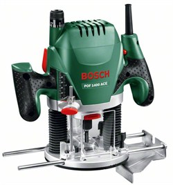 Bosch Вертикальная фрезерная машина POF 1400 ACE АКЦИЯ!!! В чемодане + набор из 6 фрез 060326c801