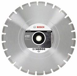 Алмазный отрезной круг Bosch Best for Asphalt 450 x 30+25,40 x 3,2 x 8 mm [2608602518]