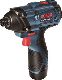 Аккумуляторный ударный гайковёрт Bosch GDR 120-LI [06019F0000] - фото 62003