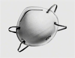 Респиратор для фильтрации мелкой пыли Bosch EN 149 [2607990032]