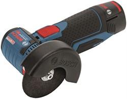 Аккумуляторные угловые шлифмашины Bosch GWS 12V-76 [06019F200B] - фото 73360
