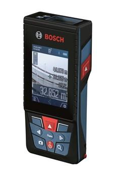 Лазерный дальномер Bosch GLM 120 C [0601072F01] - фото 73353
