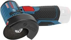 Аккумуляторная угловая шлифмашина Bosch GWS 10,8-76В-EC [06019F2000]