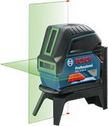 Комбинированный лазер Bosch GCL 2-15 G [0601066J00]