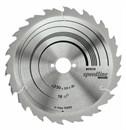 Bosch Пильный диск Speedline Wood 140 x 12,7 x 2,2 mm, 9 2608640776