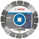 Bosch Алмазный отрезной круг Expert for Stone 300 x 22,23 x 2,8 x 12 mm 2608602697