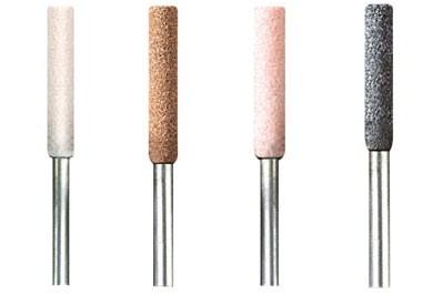 Шлифовальные камни для заточки цепной пилы
