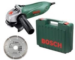 Bosch АКЦИЯ: Угловая шлифмашина PWS 720-115 + чемодан + алмазный диск в ПОДАРОК! 0603164021