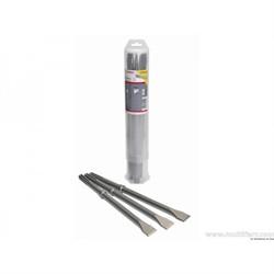 Bosch SDS-max Зубило плоское R-Tec 25-400 УПАКОВКА 6 шт. 2607019612