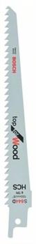 Пильное полотно Bosch S 644 D Top for Wood [2608650614]