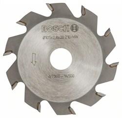 Bosch Дисковые фрезы 10, 20 мм, 2,8 мм [3608641001]