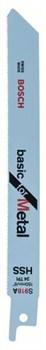 Пильное полотно Bosch S 918 AF Basic for Metal [2608651780]