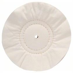 Bosch Полировальный тканевый круг, фланель (гладкая поверхность материала) 250 mm [1608611002]