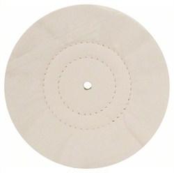 Bosch Полировальный тканевый круг, бязь (шероховатая поверхность материала) 250 mm [1608611003]