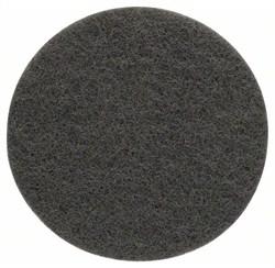 Шлифпрочес 128 мм, 800, карбид кремния (Bosch SiC), без велюра, мелкозернистый [2608604057]