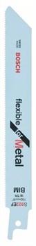 Пильное полотно Bosch S 922 EF Flexible for Metal [2608656038]