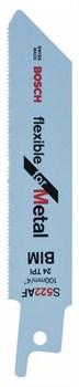 Пильное полотно Bosch S 522 AF Flexible for Metal [2608656010]