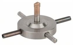 Bosch Центрирующий крест для коронки для сухого сверления и зенкеров под розетки 87 mm [2608597479]