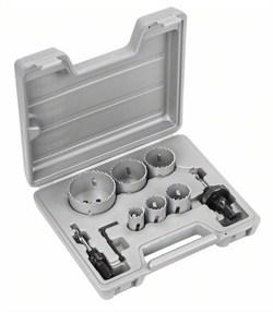 Bosch Набор из 9 коронок 22; 29; 35; 44; 51; 65 mm [2607018682]