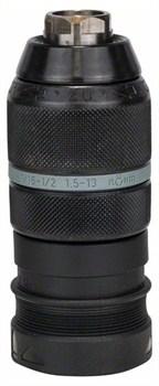 Быстрозажимной сверлильный патрон с переходником 1,5-13 мм, Bosch SDS-plus [1617000328]