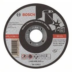 Отрезной круг, прямой, Bosch Expert for Inox AS 30 S INOX BF, 115 mm, 2,5 mm [2608600319]