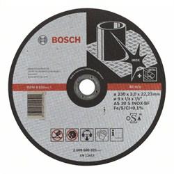 Отрезной круг, прямой, Bosch Expert for Inox AS 30 S INOX BF, 230 mm, 3,0 mm [2608600325]