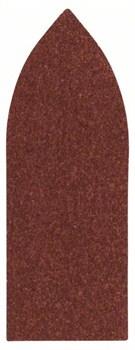 Bosch Шлифлист, в упаковке 5 шт. 32 mm, 60; 120; 240 [2608605171]