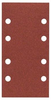 Bosch Набор из 10 шлифлистов 93 x 185 mm, 120 [2608605256]