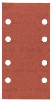 Bosch Набор из 10 шлифлистов 93 x 185 mm, 240 [2608605258]