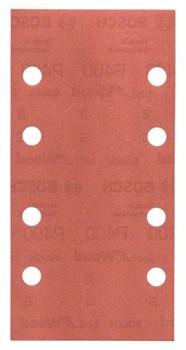 Bosch Набор из 10 шлифлистов 93 x 185 mm, 400 [2608605259]