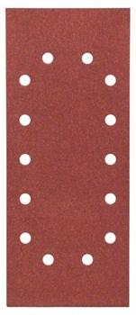Bosch Набор из 10 шлифлистов 115 x 280 mm, 120 [2608605345]