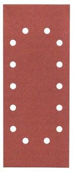 Bosch Набор из 10 шлифлистов 115 x 280 mm, 180 [2608605347]
