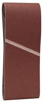 Bosch Набор из 3 шлифлент 100 x 560 mm, 80 [2608606115]