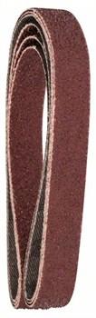 Bosch Набор из 3 шлифлент 13 x 455 mm, 40 [2608606203]
