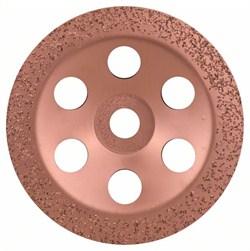 Bosch Твердосплавный чашечный шлифкруг 180 x 22,23 мм; среднезерн., плоск. [2608600363]