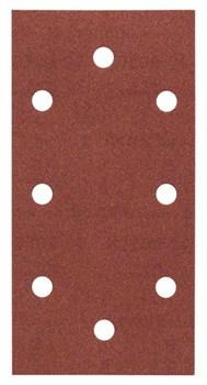 Bosch Набор из 10 шлифлистов 93 x 185 mm, 180 [2608605663]