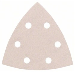 Bosch Шлифлист, в упаковке 5 шт. 93 mm, 320 [2608606693]