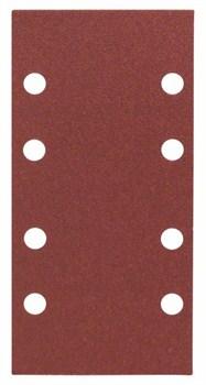 Bosch Набор из 10 шлифлистов 93 x 186 mm, 100 [2608606706]