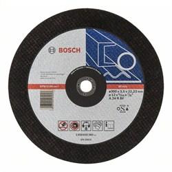 Отрезной круг, прямой, Bosch Expert for Metal A 24 R BF, 300 mm, 3,5 mm [2608600380]