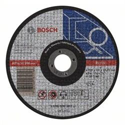 Отрезной круг, прямой, Bosch Expert for Metal A 30 S BF, 150 mm, 2,5 mm [2608600382]