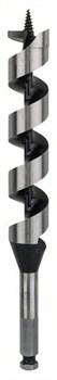 Bosch Винтовое сверло по древесине, шестигранник 28 x 160 x 235 mm, d 11,1 mm [2608597637]