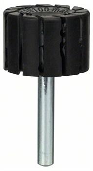 Bosch Валик для крепления шлифколец 19 100 макс./мин., 6 мм, 30 мм, 20 мм [2608620035]
