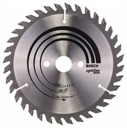 Пильный диск Bosch Optiline Wood 150 x 20/16 x 2,4 mm, 36 [2608640593]