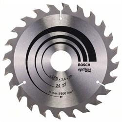 Пильный диск Bosch Optiline Wood 165 x 30 x 2,6 mm, 24 [2608640602]